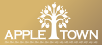 logo apple town